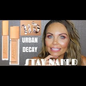 Urban Decay stay NAKED weightless foundation 80W0